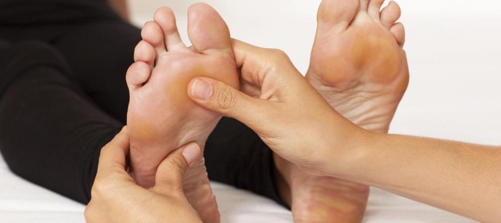 Диагностика ряда заболеваний по ступне ноги