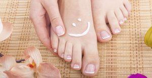 крем для ног на натуральной основе