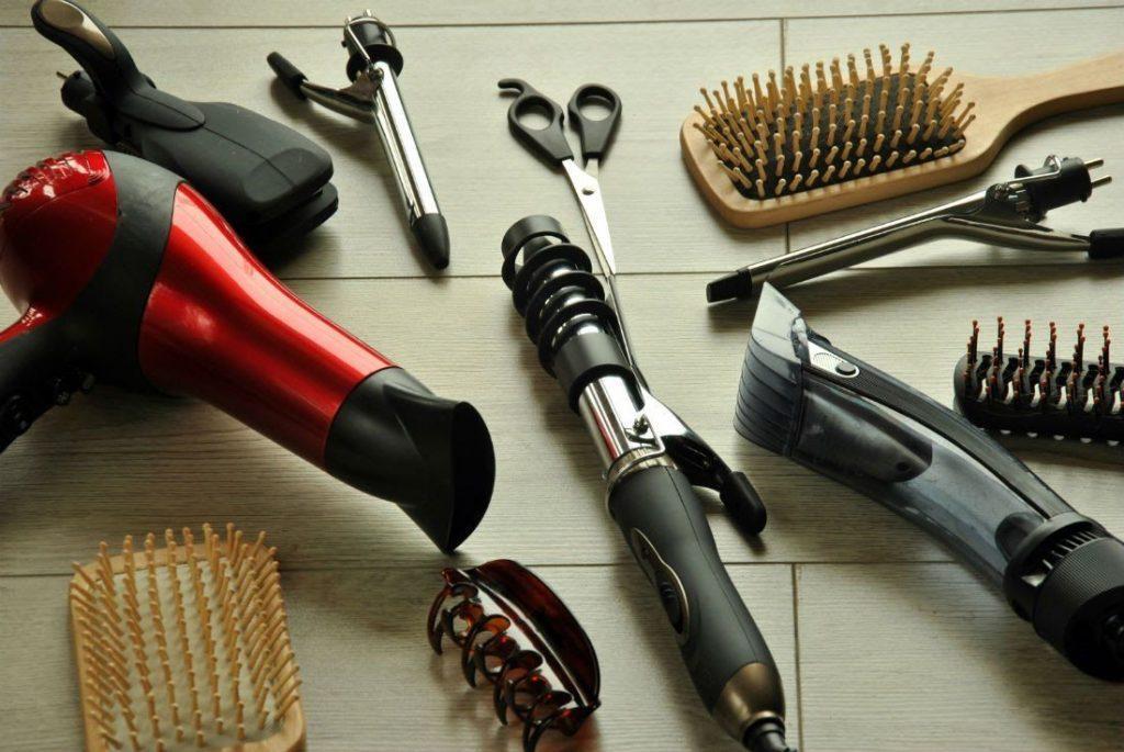 инструменты парикмахеров